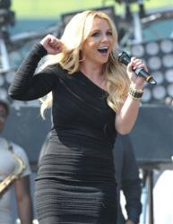 Britney Spears appears on stage at KIIS FM's Wango Tango 2013 at the Home Depot Center on Saturday, May 11, 2013 in Carson, Calif.