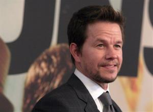 Actor Mark Wahlberg attends the premiere of Two Guns on Monday, July 29, 2013, in New York.