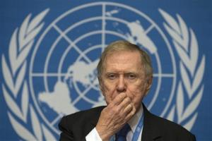 Michael Kirby, Chairperson of the Commission of Inquiry on Human Rights in North Korea.