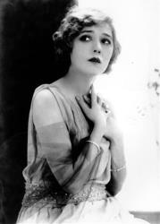 Canadian-born American actress Mary Pickford is photographed on Aug. 29, 1922.
