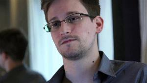This photo, taken June 9, 2013, in Hong Kong and provided by The Guardian Newspaper, shows Edward Snowden.