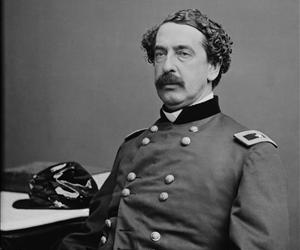 Civil War hero Abner Doubleday, pictured here, totally didn't invent baseball.