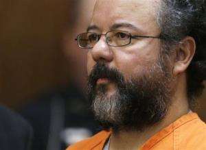 This Aug. 1 photo shows Ariel Castro in court.