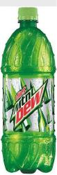 Diet Mountain Dew.