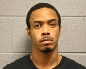 This booking photo provided Sept. 24, 2013 by the Chicago Police Department shows 22-year-old Tabari Young.