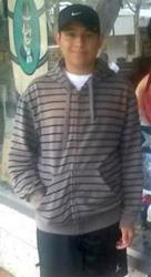 This undated photo released by police shows suspect Adrian Navarro-Canales, now 16.