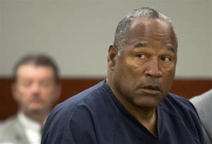 O.J. Simpson in a court photo from May 2013.