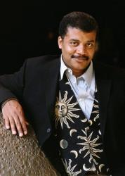 In this image released by Norton Books, Neil DeGrasse Tyson, author of The Pluto Files, The Rise and Fall of America's Favorite Planet, is shown.