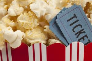 Canadian movie theaters have tried selling videos along with tickets.