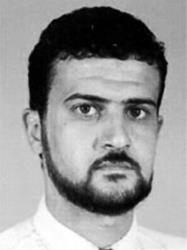 This image from the FBI website shows Anas al-Libi. Gunmen in a three-car convoy seized Nazih Abdul-Hamed al-Ruqai, known by his alias Anas al-Libi, an al-Qaeda leader connected to the 1998 embassy bombings in eastern Africa and wanted by the U.S. for more than a decade outside his house...
