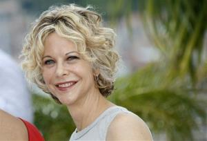 Actress Meg Ryan poses during a photo call for Countdown to Zero, at the 63rd international film festival, in Cannes, southern France, Sunday, May 16, 2010.