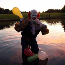 The Northampton clown.