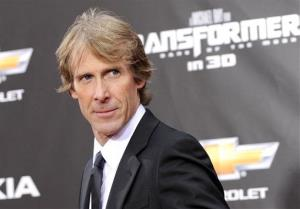 In this June 28, 2011 file photo, executive producer and director Michael Bay attends the Transformers: Dark Of The Moon premiere in Times Square in New York.
