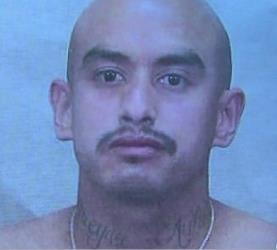 Suspect Samuel Duran.
