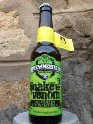 Snake Venom beer sounds like it lives up to its name.