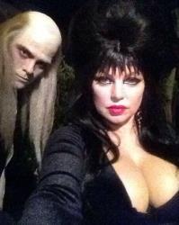Fergie and Josh Duhamel as Elvira and Riff Raff