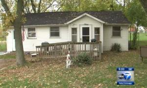 A screenshot of the home from ABC 7 video.