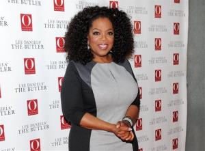This July 31, 2013 file photo shows media mogul and actress Oprah Winfrey at a special screening of  Lee Daniels' The Butler  New York.
