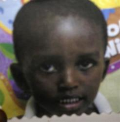 This photo provided by the Fort Worth, Texas Police Dept. shows Sida Osman, 5.