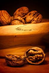Walnuts are a hot commodity in California.