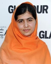 Honoree Malala Yousafzai attends the 23rd Annual Glamour Women of the Year Awards hosted by Glamour Magazine at Carnegie Hall on Monday, Nov. 11, 2013 in New York.