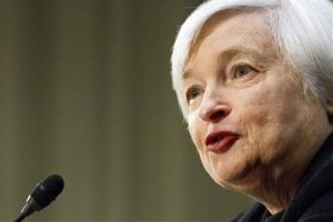 Janet Yellen, President Obama's nominee to become Federal Reserve Board chair, testifies Thursday, Nov. 14, 2013, before the Senate Banking Committee.