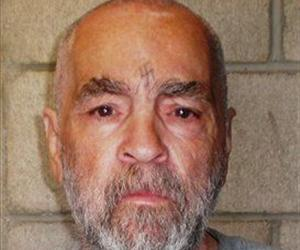 In March 18, 2009 handout photo is cult killer Charles Manson  who has been one of the thousands of prison inmates who have used unauthorized cell phones to make calls around the nation.