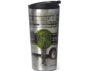 This $65 tumbler comes with a month's worth of espresso drinks.