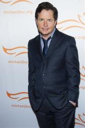 Michael J. Fox attends A Funny Thing Happened On The Way To Cure Parkinson's benefit for The Michael J. Fox Foundation for Parkinson's Research on Saturday, Nov. 9, 2013 in New York.