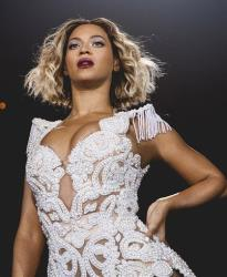 Beyonce performs onstage at her Mrs. Carter Show World Tour 2013 on Tuesday, Nov. 5, 2013 at the Adelaide Entertainment Center in Adelaide, Australia.