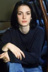A 1989 photo of Winona Ryder, then 19, during an interview in New York.