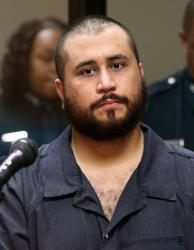 George Zimmerman - artist?