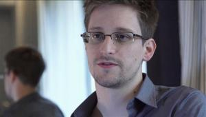 National Security Agency leaker Edward Snowden is seen in Hong Kong earlier this year.