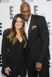 Khloe Kardashian and Lamar Odom split up after four years of marriage.