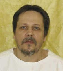 This undated file photo provided by the Ohio Department of Rehabilitation and Correction shows Dennis McGuire.