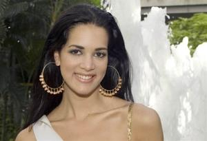 This 2005 photo released by Miss Universe shows Monica Spear, Miss Venezuela.
