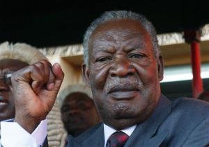 Zambian President Michael Sata.