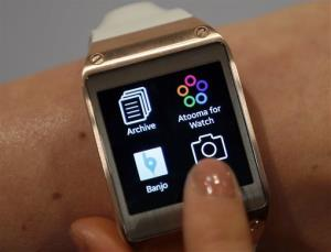Chinese counterfeiters haven't bothered trying to create knock-off Galaxy Gear smart watches.