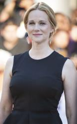 Laura Linney attends the Hyde Park on Hudson premierein Toronto in 2012.