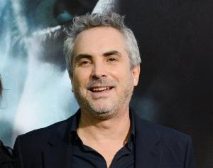 This Oct. 1, 2013 file photo, director Alfonso Cuaron at the premiere of Gravity in New York.
