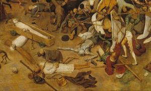The Triumph of Death, by Flemish Renaissance painter Pieter Bruegel the Elder.