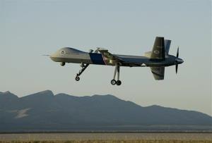 File photo of a Predator drone.