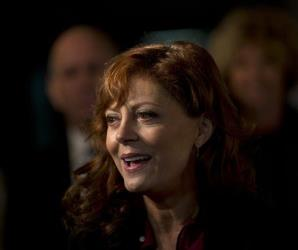 Susan Sarandon, soap opera veteran.