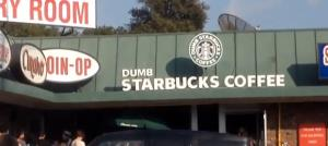 YouTube footage of Dumb Starbucks.