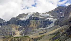A view of Kootenay National Park, where researchers made the find.