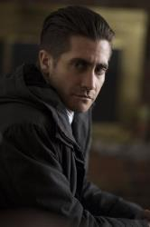 This image released by Warner Bros. Pictures shows Jake Gyllenhaal in a scene from Prisoners.