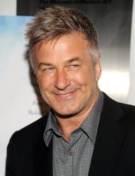 This July 22, 2013 file photo shows actor Alec Baldwin at the premiere of Blue Jasmine in New York.