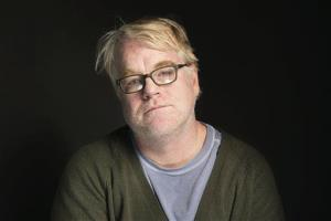 In this Jan. 19, 2014 photo, Philip Seymour Hoffman poses for a portrait.