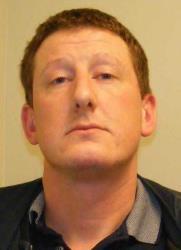 Suspect Bryon Johnston.
