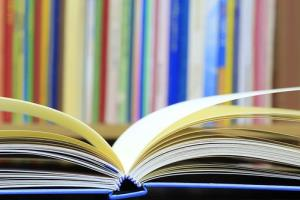A book was returned to a Kansas library after two decades.